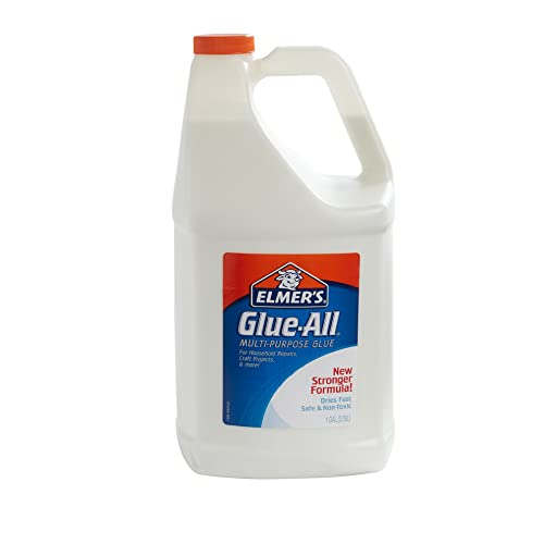 Elmers Glue-All Multi-Purpose Liquid Glue, Extra Strong, 1 Gallon,