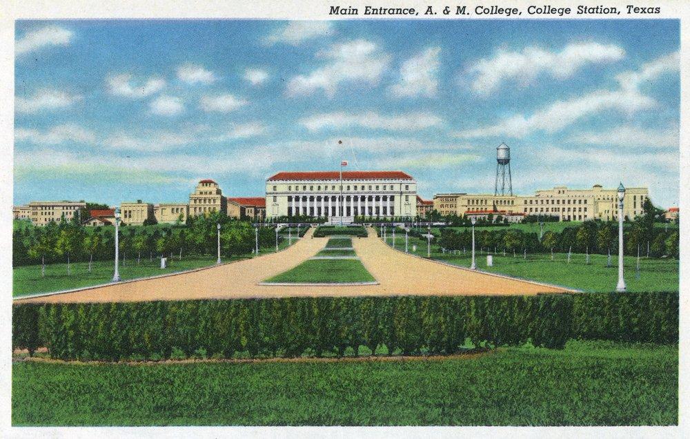早い者勝ち College駅、テキサス – Panoramic View – Art Of The 12 Main Entrance toテキサスAとM College 9 x 12 Art Print LANT-29929-9x12 B017X2SXU6 9 x 12 Art Print, チマチョゴリ韓服韓国雑貨Yumekobo:7e5d810c --- arianechie.dominiotemporario.com