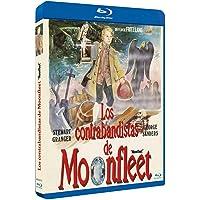 Los Contrabandistas de Moonfleet BD 1955 Moonfleet [Blu-ray]