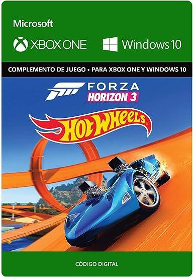 Forza Horizon 3 Hot Wheels | Xbox One/Windows 10 PC - Código de ...