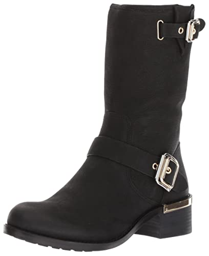 e8b4a19f59044 Amazon.com | Vince Camuto Women's Windy Motorcycle Boot | Shoes