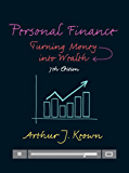Personal Finance: Turning Money Into Wealth (2-downloads) (Prentice Hall Series in Finance)