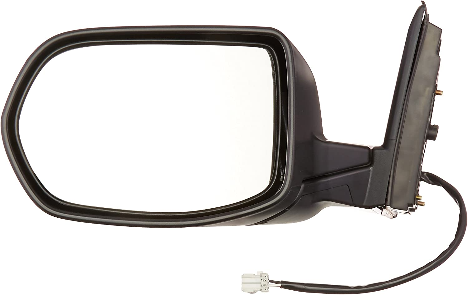 Partslink Number HO1320239 OE Replacement Honda Cr-V Driver Side Mirror Outside Rear View