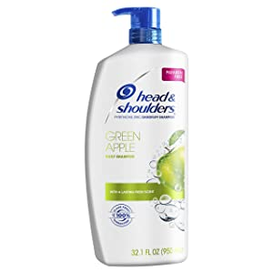 Head and Shoulders Green Apple Daily-Use Anti-Dandruff