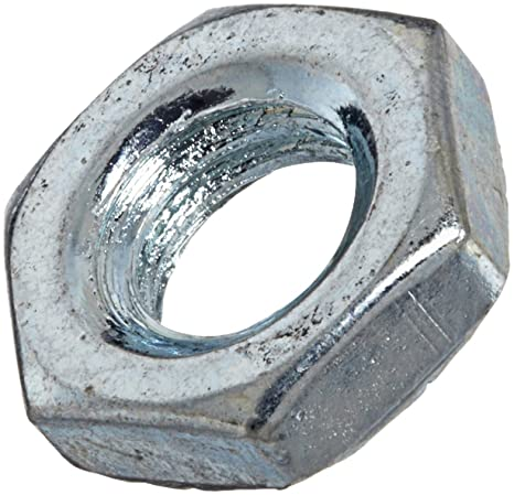 Plain Finish M22-2.5 Metric Finished Hex Nuts Quantity 5 by Fastenere 18-8 Stainless Steel