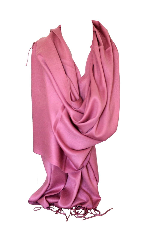 Plain Super Soft Feel Egyptian Cotton Scarves Shawl Stole Wrap Hijab Scarf (Bottle Green)
