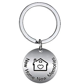 Amazon.com: BESPMOSP - Llavero con diseño de familia de ...