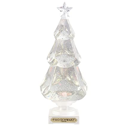 Christmas Tree Not Taking Water.Order Home Collection Led Glitter Swirling Christmas Tree Water Spinner Snow Globe Effect Color Changing Leds Built In Automatic Daily Timer Best