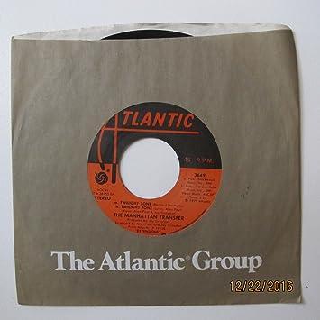 Manhattan Transfer - Twilight Zone/Body And Soul - Amazon com Music
