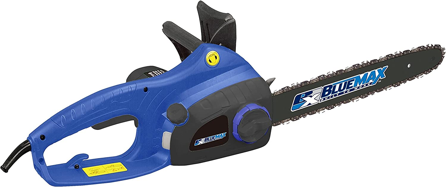 4. Blue Max 7954 Electric Chainsaw