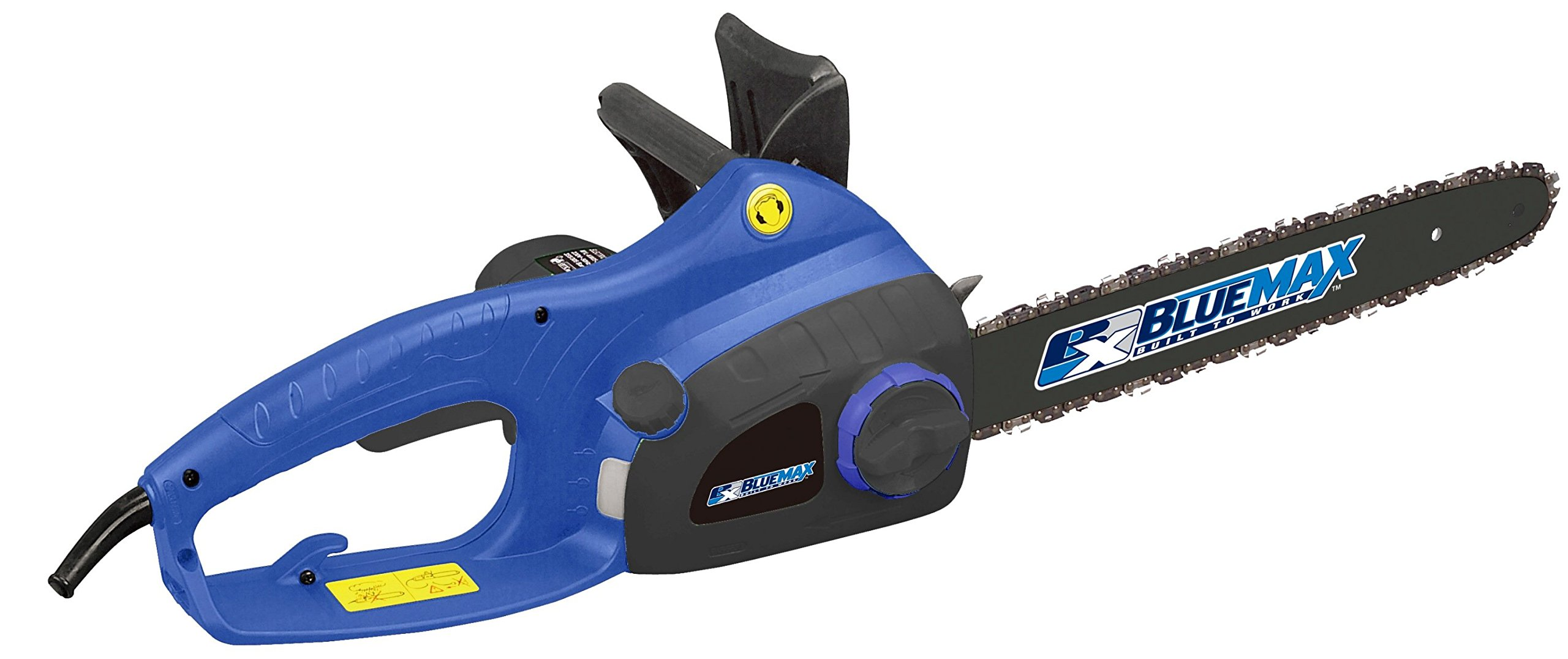 Blue Max 7954 16-Inch Electric Chainsaw with Twist Chain Tensioner
