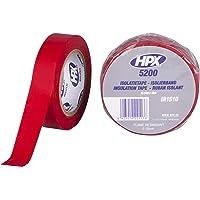 Cinta aislante PVC – Rojo 15 mm x