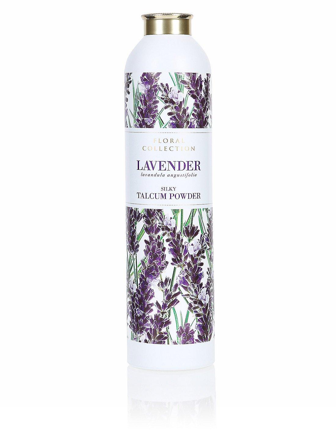 MARKS & SPENCER Lavender Talcum Powder 200 g. (5 Pack) by Marks & Spencer (Image #1)