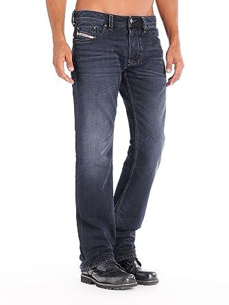 Diesel Larkee 0837K Hombres Jeans (Azul, W29/L30): Amazon.es ...