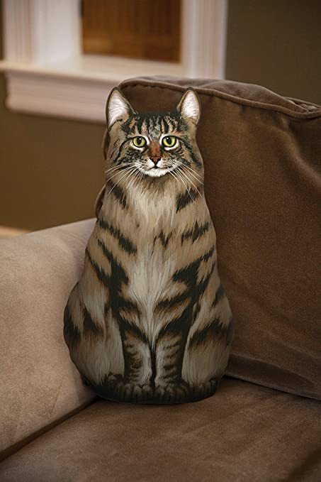 Maine Coon Cat Door Stop Decorative Door Stopper Interior Cat Doorstop Decorative & Amazon.com: Maine Coon Cat Door Stop Decorative Door Stopper ...