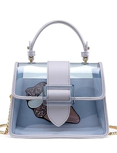 2a0517419f7c Amazon.com  LA FESTIN Shoulder Bags for Women Girls Small Cute Crystal  Summer Handbag with Ice Cream Pattern  Shoes