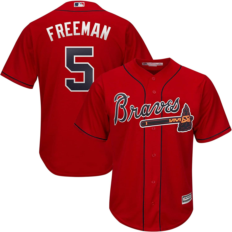 Amazon.com : OuterStuff Freddie Freeman