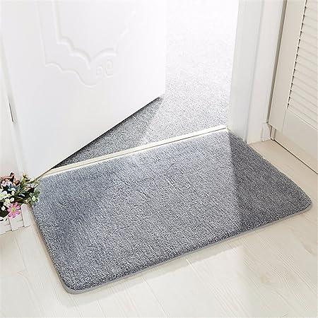 XXSZKAA Badezimmer Non-Slip Matte Home Tür Teppichboden Badezimmer ...
