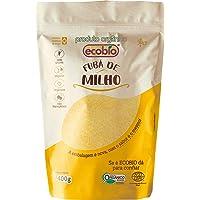 Fubá de Milho Orgânico Ecobio Produto Orgânico