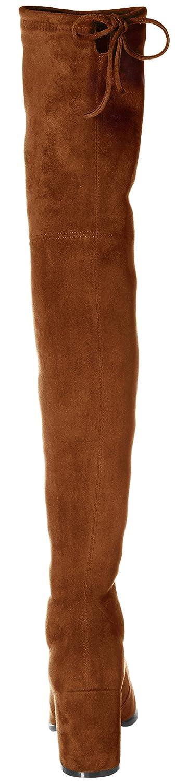 Kaitlyn Pan Block Over Heel Microsuede Slim fit Over Block The Knee Boots B078HB9P39 8.5 US/39 EU/40 CN|Caramel 4c4a1c