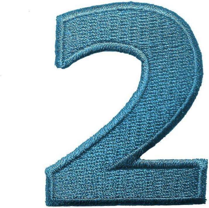 Aufn/äher//Aufb/ügler Alle Zahlen einzeln ausw/ählbar Zahl//Ziffer blau Zahl//Ziffer:Zahl 1-4.9x3.3cm
