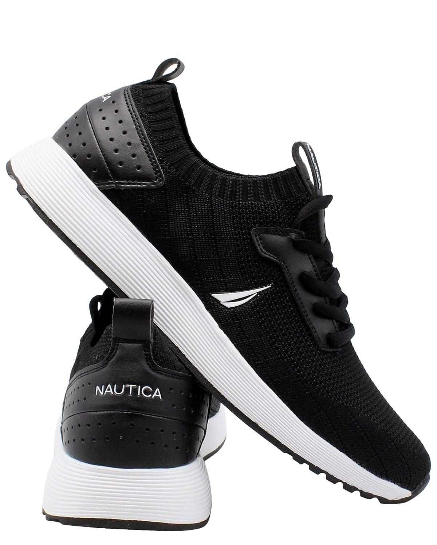 1b571087c7cf7 Nautica Men's Lace-Up Casual Fashion Sneakers-Walking Shoes-Lightweight  Joggers