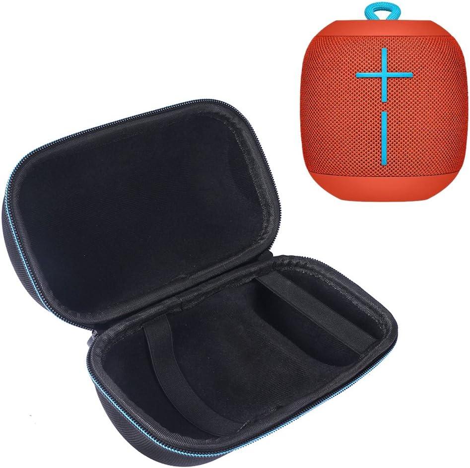 Hard EVA Case for Ultimate Ears WONDERBOOM Portable Waterproof Bluetooth Speaker Fit Plug Cables MASiKEN Carrying Case for Ultimate Ears WONDERBOOM 2