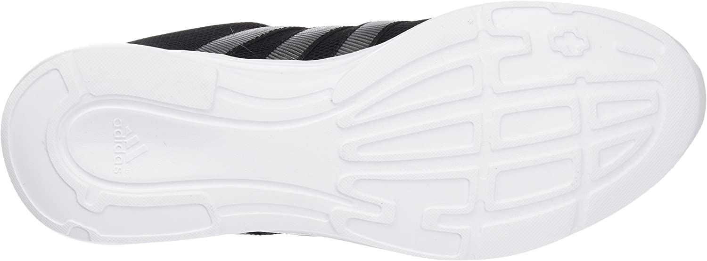 adidas Lite Runner M, Scarpe da Corsa Uomo Nero Cblack Ftwwht Visgre