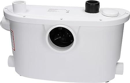 Macerator Pump 4 in 1 Sanitary Pump Waste Pump for Toilet, Sink ...