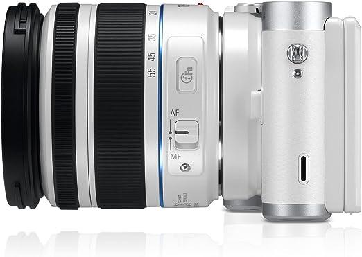 Samsung NX300 - Cámara de Fotos (20 Mpx, Pantalla de 3,31
