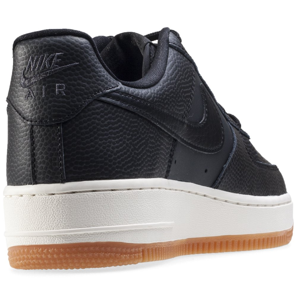 reputable site 01eb8 e49cb Amazon.com   Nike Air Force 1  07 Seasonal Women s Shoes  Black Black Anthracite Sail 818594-003 (11.5 B(M) US)   Shoes