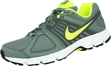 Nike Downshifter 5, Zapatillas de Running para Hombre, Gris/Verde/Blanco (Cool Grey/Volt-DP Green-White), 39 EU: Amazon.es: Zapatos y complementos
