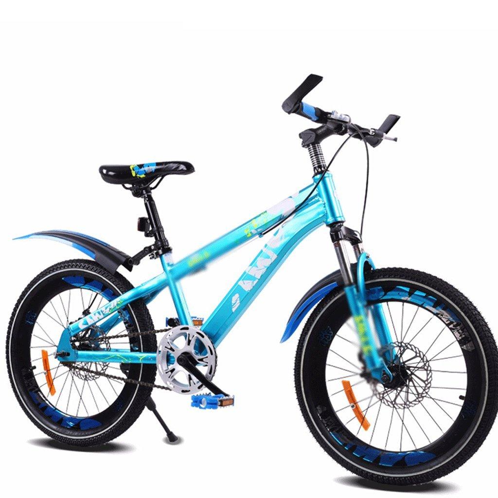 上品な 自転車 自転車 子供のシングルスピードマウンテンバイク18インチ20インチブルー inch 18 18 inch B07FCDH79Y, ストロングスポーツ:40cc5874 --- arianechie.dominiotemporario.com