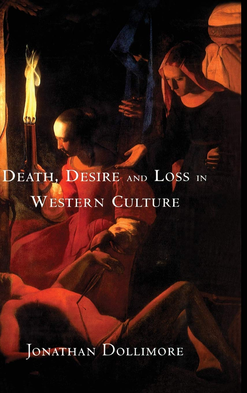 Death Desire and Loss in Western Culture (Literary Studies)