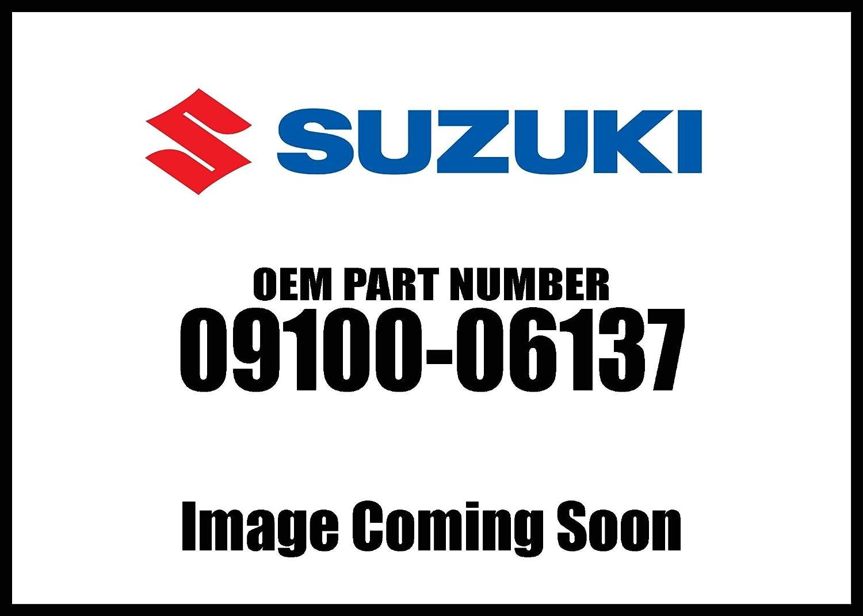 Suzuki Bolt 6X12 09100-06137 New Oem