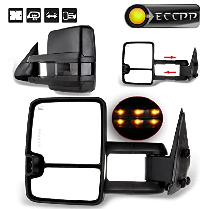 Amazon Com Eccpp Towing Mirrors Replacement Fit For 1999 2002