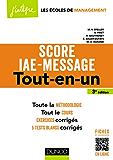 Score IAE-Message - 3e éd. : Tout-en-un (Score IAE MESSAGE t. 1)