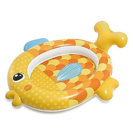 Amazon.com: Intex Goldfish piscina para bebés: Toys & Games