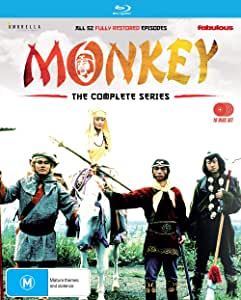 Monkey -TV Series (1978) - (BLU-RAY)
