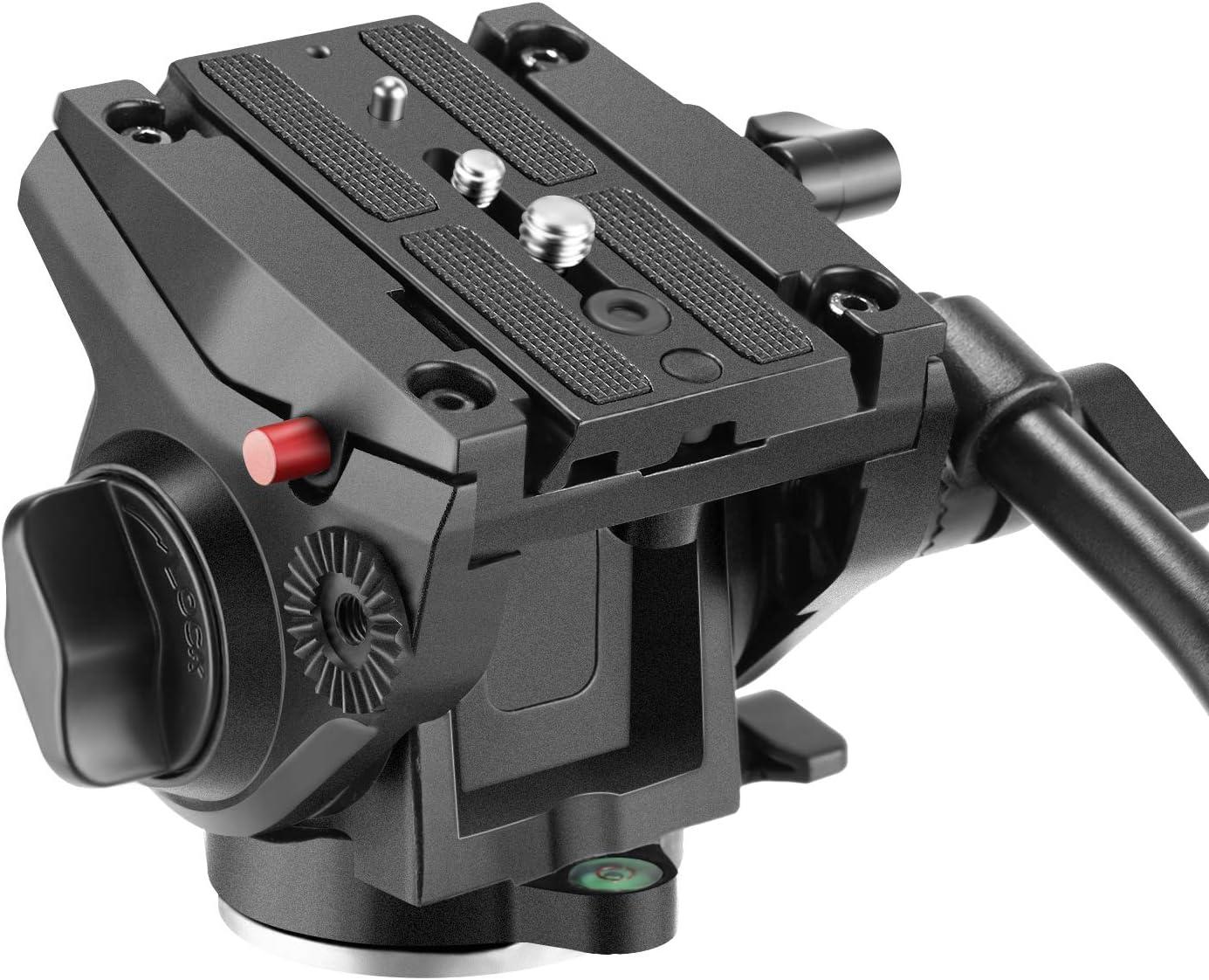 Neewer Heavy Duty Video Kamera Stativ Fluidkopf Kamera