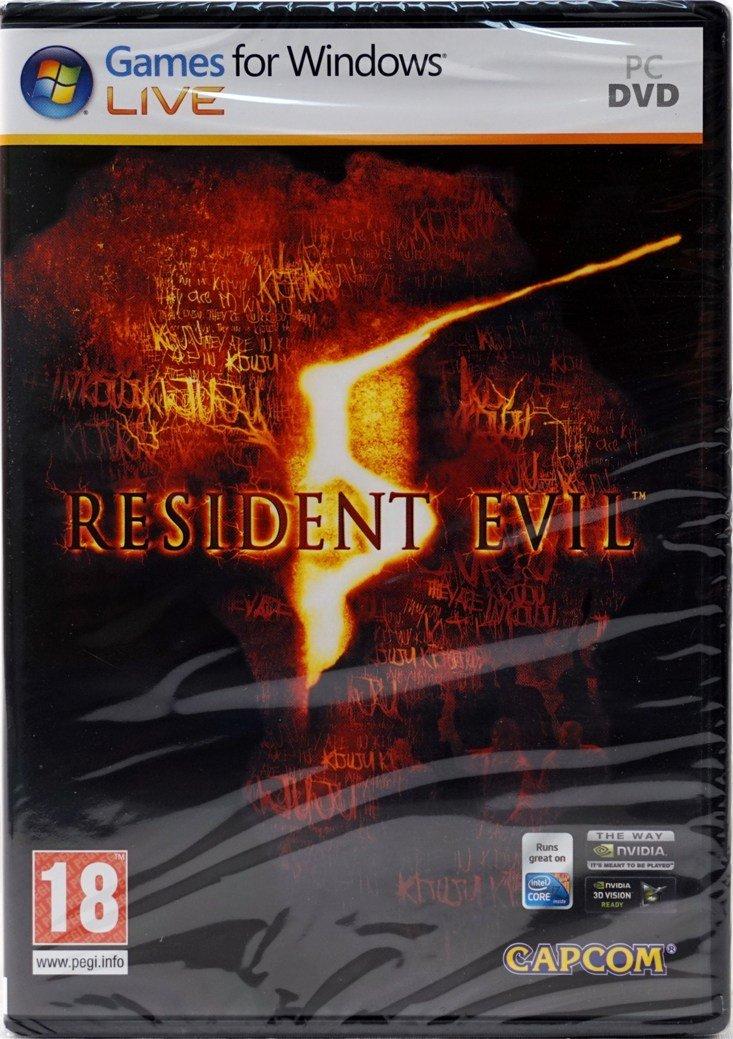 directx resident evil 5 pc