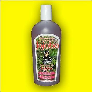 Shampoo Con Aceite De Jojoba 500ml Del Indio Papago Shampoo Recomendado Para Su Uso En Cabello