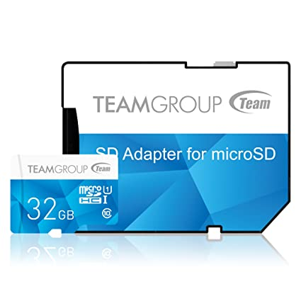 Team Group Micro SD 2 GB con Adaptador SD Tarjeta de Memoria ...