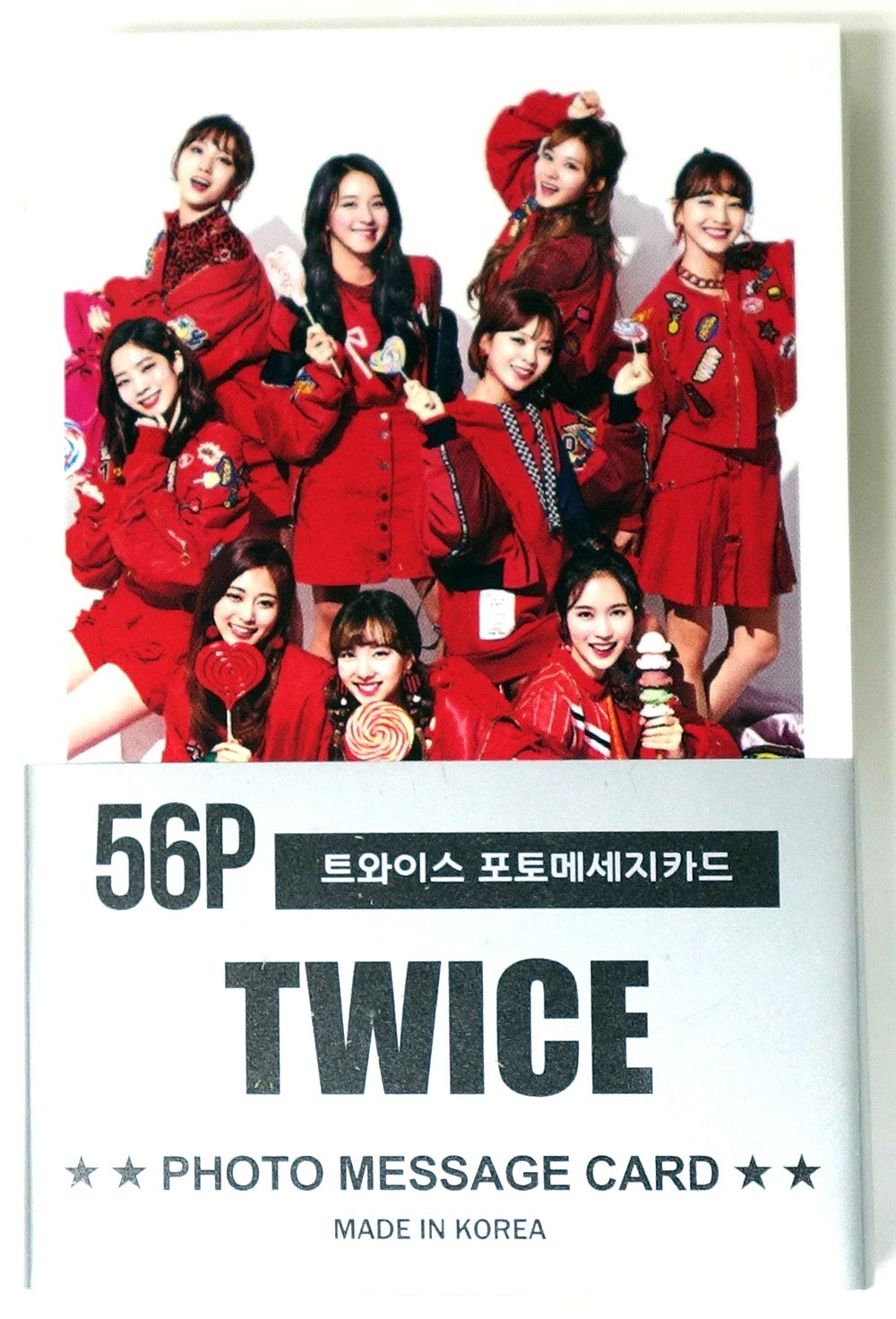 Twice Photocards Set X 56 [importadas] Xsr