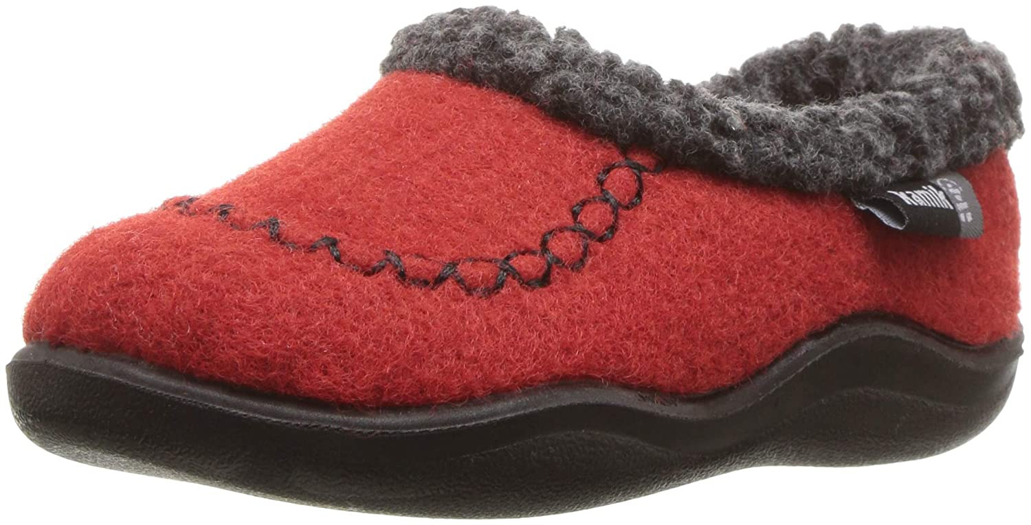 Kamik Kids' Cozycabin2 Shoe, Red, 1 M US Little Kid HK4007 RED