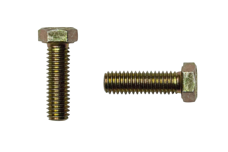 MLI Supply MT0004  1//2-13 x 5 1//2 MB-Inch ZN Head He Bolts