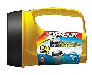 Eveready Float Lantern, Yellow/Black