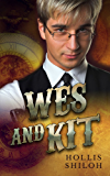 Wes and Kit (steampunk mystery gay romance) (English Edition)