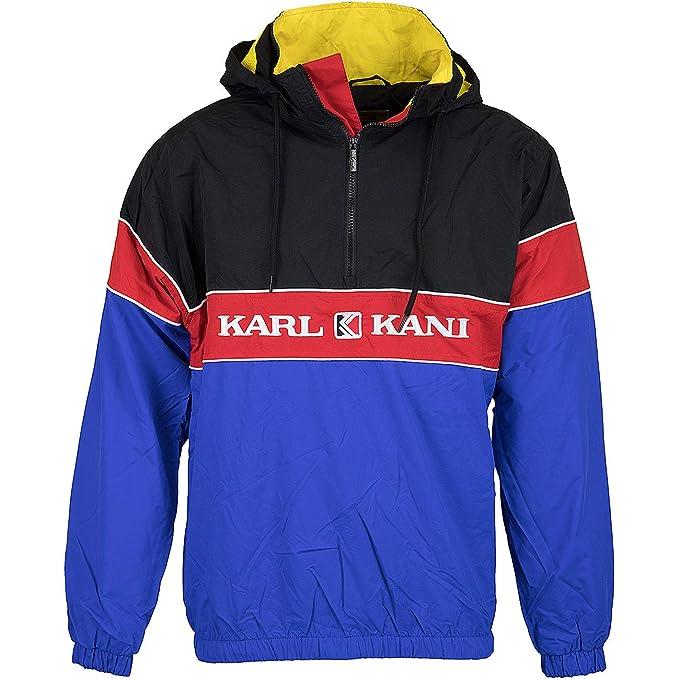 Karl Kani Retro Block - Chaqueta: Amazon.es: Ropa y accesorios