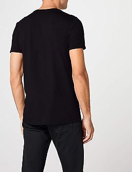 Rolling Stones Tour 78 Mens Blk TS Camiseta, Negro (Black), Small ...